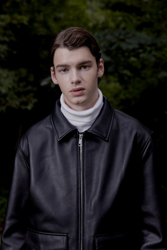 19FW 'The Leather Boy'