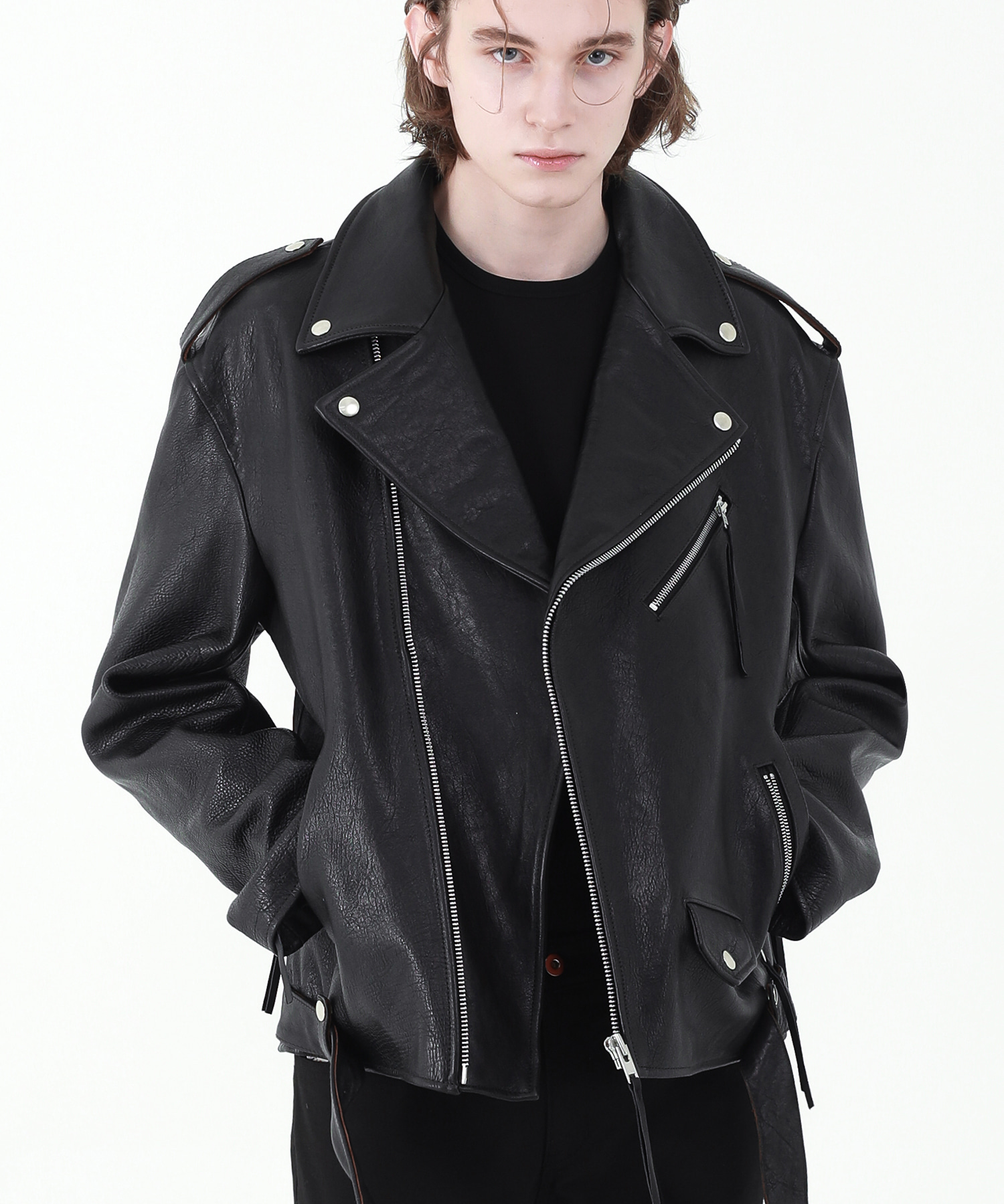 Wild One Horsehide Jacket